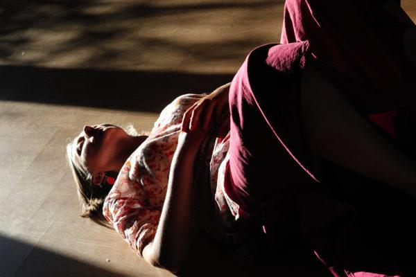 danse, conscience, mouvement sensoriel