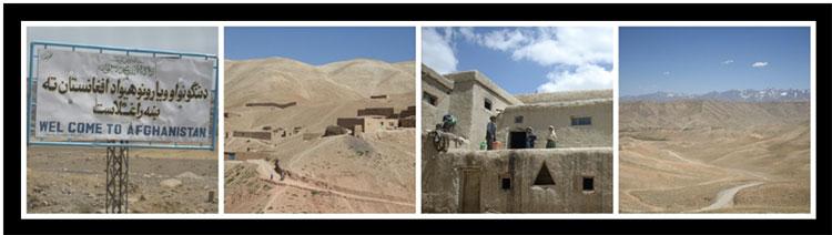 Voyage à vélo en Afghanistan, beatrice maine