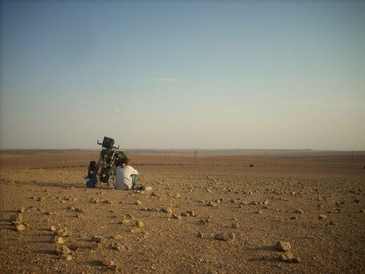 Mongolie, tour du monde à vélo, Béatrice Maine, formation art et neurosciences