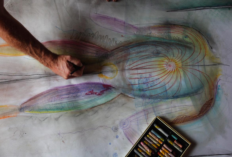 formation neurosciences, neurodanse, accomapgnement solo entrepreneur, life art process, art thérapie, danse thérapie, formation cerveau, processus de changement, autoportrait en nature