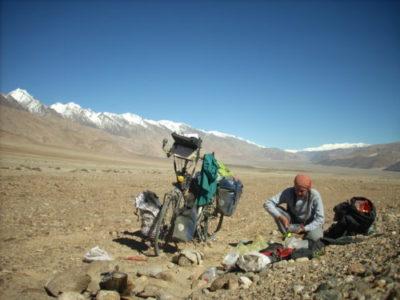 tour du monde à vélo, choix, résonance et intuition en voyage et en entreprise, tibet, chine, beatrice maine