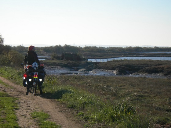 mémoire du futur, tour du monde à vélo